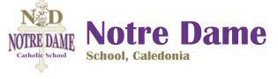 Notre Dame, Caledonia